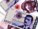 bilde av sedler